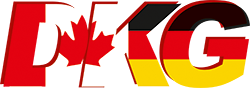 Logo der Deutsch-Kanadischen Gesellschaft