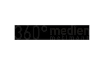 360 Grad Medien Mettmann Logo