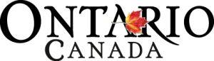 Ontario Canada Logo