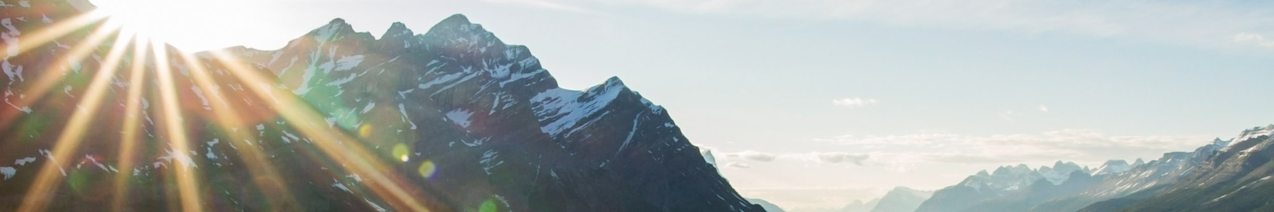 Kanada Berge