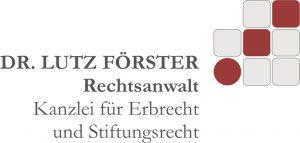 Dr. Lutz Förster Logo