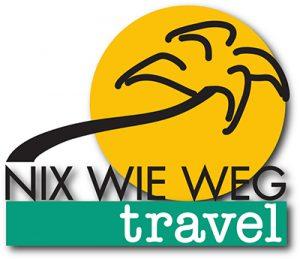 Nix wie weg Logo